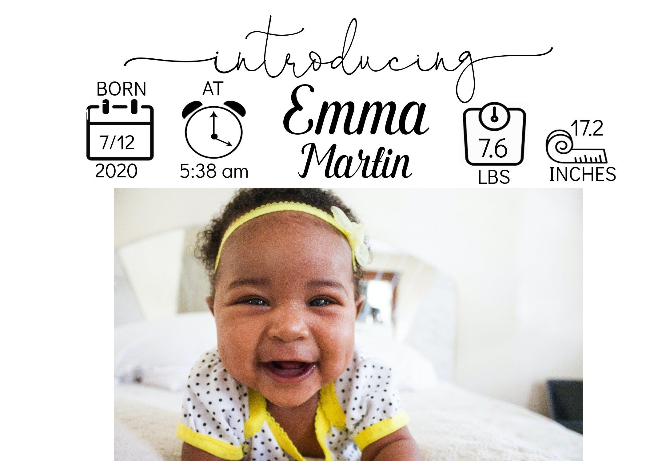 editablebirthstatsprintablecards