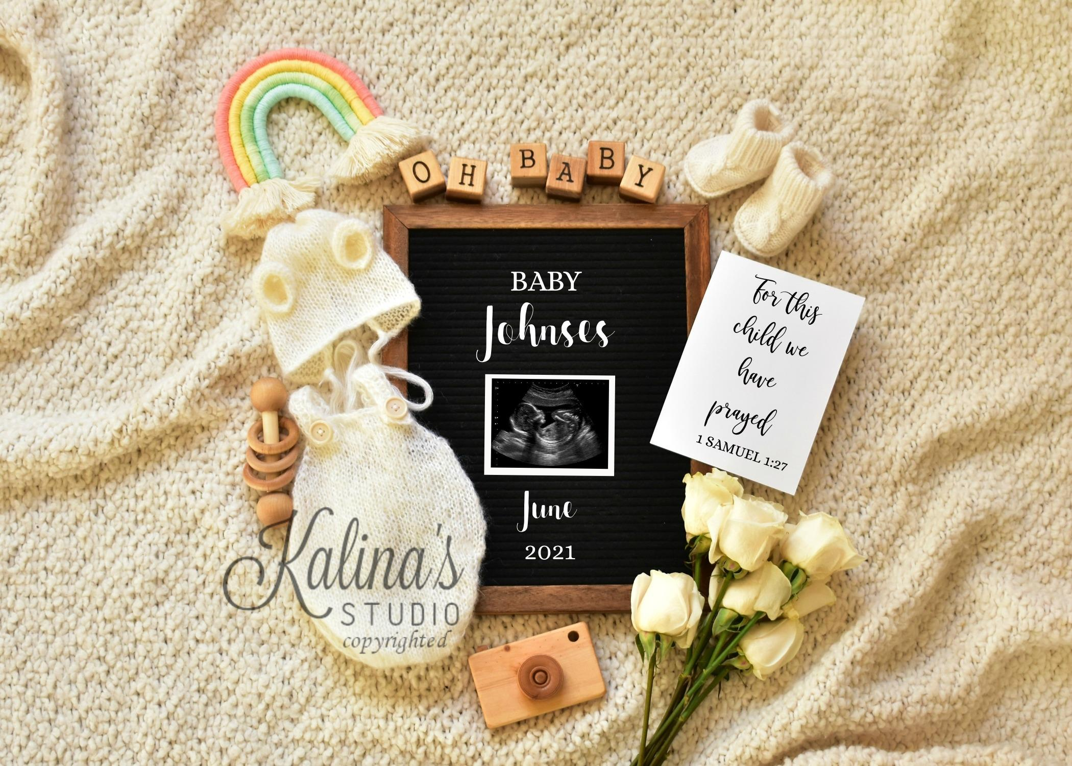 rainbow-babyannouncementtemplate72