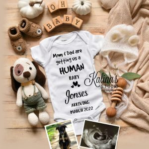 Dog Pregnancy Announcements