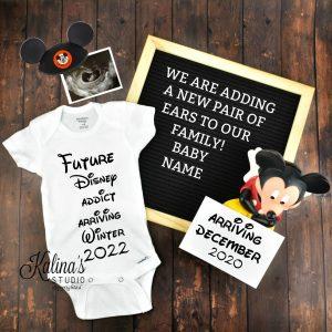 Disney Pregnancy Announcements