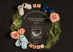 pregnancy announcement poem